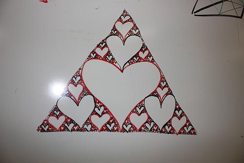 Sierpinski love