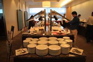 バリューコマースEXPO 2008試食会