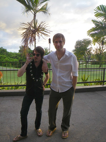 Aaron & Daren