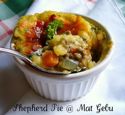 Shephred Pie