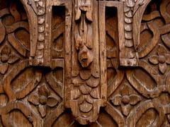 carved mesquite door 1 (msdonnalee) Tags: door méxico mexico puerta © mesquite porta mexique portal tür messico 문 墨西哥 i メキシコ handcarveddoor colornialmexico photosbydonnacleveland