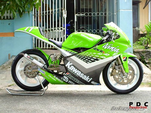 Daftar Harga Motor Kawasaki Ninja Terbaru 2016 - momotoran.com