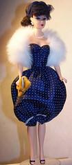 Gay Parisienne (jane.garratt) Tags: doll barbie fashiondoll reproduction parisienne madebymattel 11andahalfinchdoll