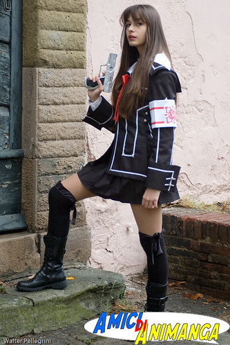 Vampire Knight Yuki Cosplay