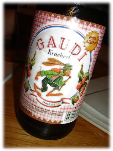 GAUDI Kracherl - ohne Alkohol