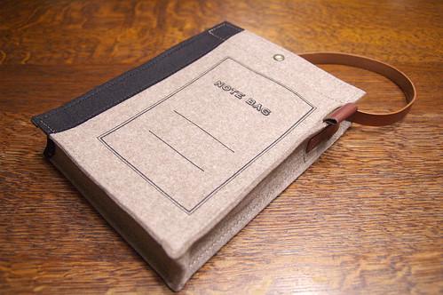 ユルリク Note Bag ショルダー