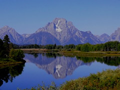 The beautiful Grand Teton Nationalpark (rolfspicture) Tags: usa lake mountains forest reflections nationalpark reflexions soe grandteton breathtaking platinumphoto anawesomeshot breathtakinggoldaward