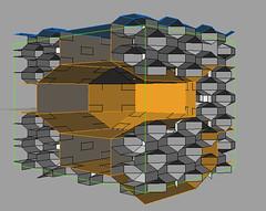 081120_rhombicuboctahedron05 (evan.chakroff) Tags: evan work studio ksa knowltonschoolofarchitecture evanchakroff au08 chakroff evandagan