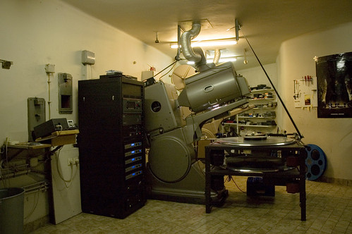 Royal, Heerlen - Projection Booth