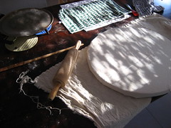 Made lefse for thanksgiving