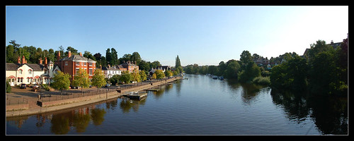 The River Dee, Chester