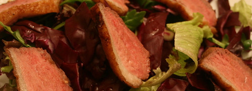 Duck and Red Cabbage Salad 1