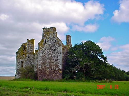 Innerpeffray Castle, Near Crieff