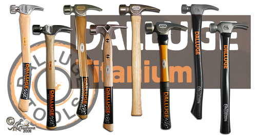 dalluge framing hammer set