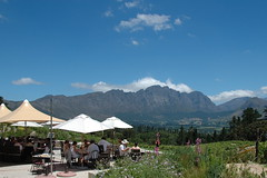 View from restaurant (by Louis Rossouw)