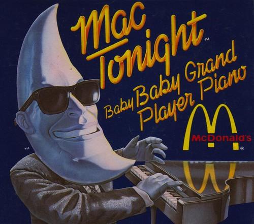 Mac Tonight Baby Baby Grand Player Piano
