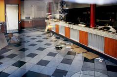 Former Burger King, Cannon Street, London EC4 (fnktrm) Tags: sun quiet thecity