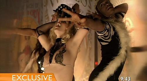Britney Spears Circus transparente
