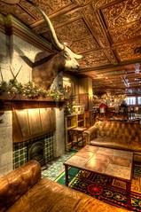 Driskill Hotel Bar