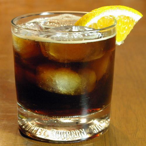 Fernet and Moxie Original Elixir