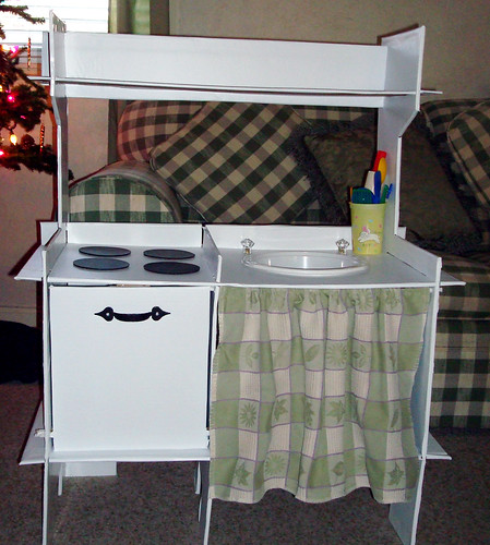 Little Kitchen - made by Annette