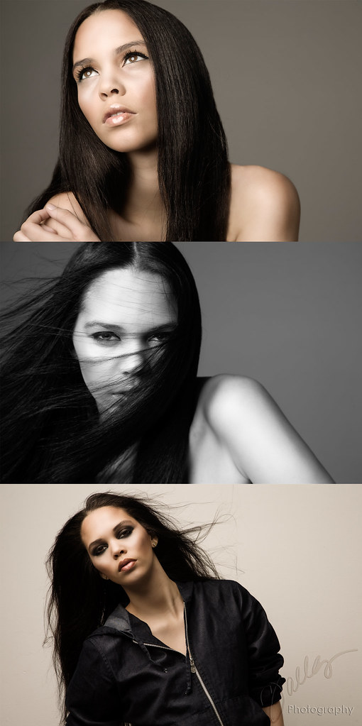 3 Faces of Carla Prieto