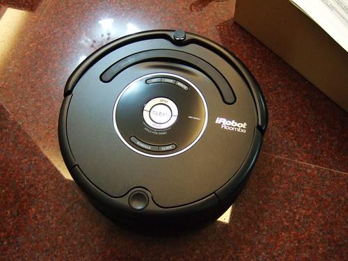 Roomba 570本體