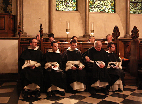 Dominican friars in Lambeth Palace