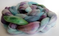 HC$ Auction - Sprite on Merino Ramboulliet roving - 4.4 oz.