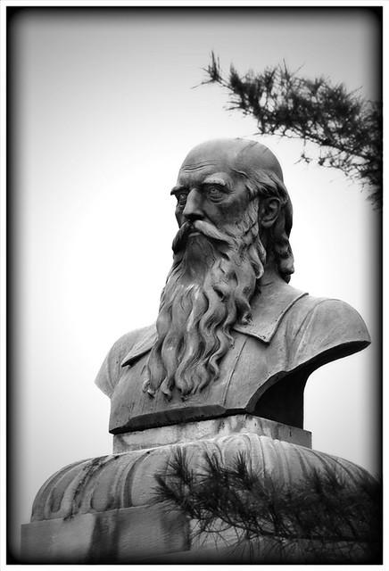 An Old Coot (Friedrich Ludwig Jahn)