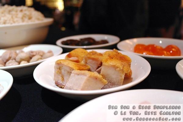 Dim Sum N Rice Dumplings At Li Yen Ritz Carlton-07
