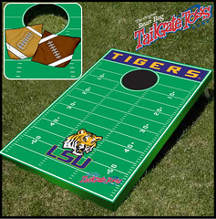 LSU Bean Bag Toss Game