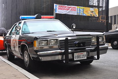 California Highway Patrol Ford Crown Victoria RMP (Triborough) Tags: nyc newyorkcity ny newyork ford police financialdistrict policecar chp lowermanhattan crownvictoria newyorkcounty rmp californiahighwaypatrol