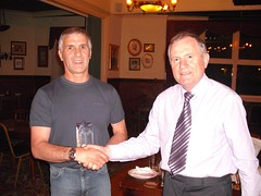 Player of the Season 2008/09 - Paul Skivington
