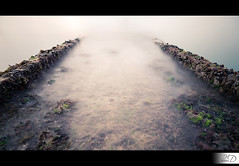 Foggy Pier [Front Page] (HD Photographie) Tags: ocean sea mer france fog pose way nikon long exposure path explorer front explore val page hd nikkor fp frontpage brouillard andr chemin jete pire herv longue 2011 ctes ctesdarmor plneufvalandr plneuf darmor d700 dapremont hervdapremont hervdapremont httphdphotographiedaportfoliocom