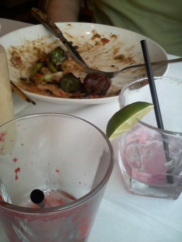 Dinner at Tamayo