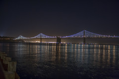 _MG_4347 (Ashley Simbulan) Tags: sf sanfrancisco california baybridge nightlife baylights