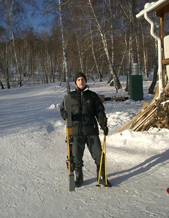 Вишневогорск, март 2005