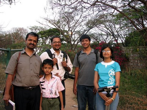 Arun Desai,Ganesh,Hemant,Nirmit,Abhijna Lalbagh 270208