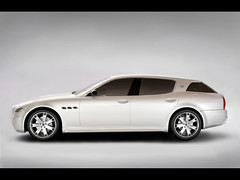 2008 Maserati Cinqueporte Concept by StudioM and StudioTorino 4