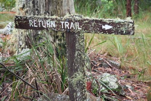 Return trail