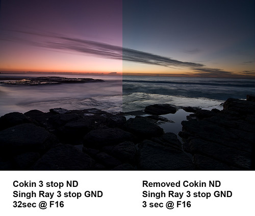 Cokin's NOT SO Neutral Density Filter