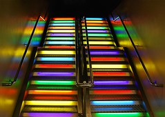 Rainbow Stairs (..Peter) Tags: nightphotography urban colour architecture stairs catchycolors cool rainbow nikon colorful nightimages nightlights colours staircase coloredlights multicolored topv9999 reflexions bournemouth eyecandy stepup stairwaytoheaven nighthawks stairways usethestairs colorspectrum consortium colourspectrum urbannightshots coolcolours rainbowcolors catchycolorsrainbow steppingout nikondx coolcolors rainbowcolours colouredlights d80 itsmulticolored colorwhores entrancetoheaven colorsoftherainbow coloursoftherainbow bej flickrcolour icolorz awesomecolors escaliersstaircases doorswindowsandsteps colorsofthespectrum mylifeashuman platinumheartaward artlegacy awesomecolours coloursplosion flickrinfullcolor lightofnight nocturnesnightphotography flickrsrainbowpics thedarkhours nikonflickraward colorfullaward colorsinourworld dragondaggerphoto coloredsteps artofimages flickraward bestcaptureaoi nikonflickraward50mostinteresting ccpb0109 niceshotmosaic11 newgoldenseal elitegalleryaoi coloursofthespectrum colouredsteps