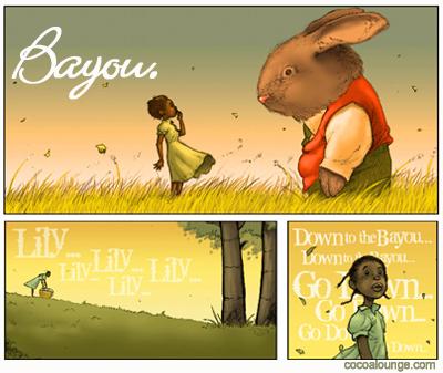 Art Tart: Bayou