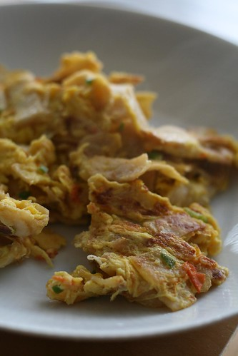 Nigella's Mexican Scrambled Egg