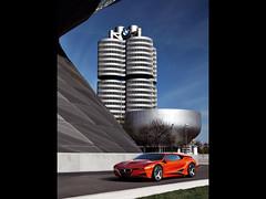 2008 BMW M1 Homage Concept 3