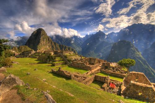 Machu Picchu HDR #4