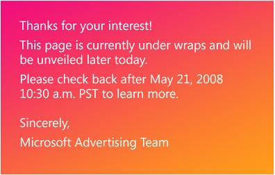 Microsoft Cashback Shopping
