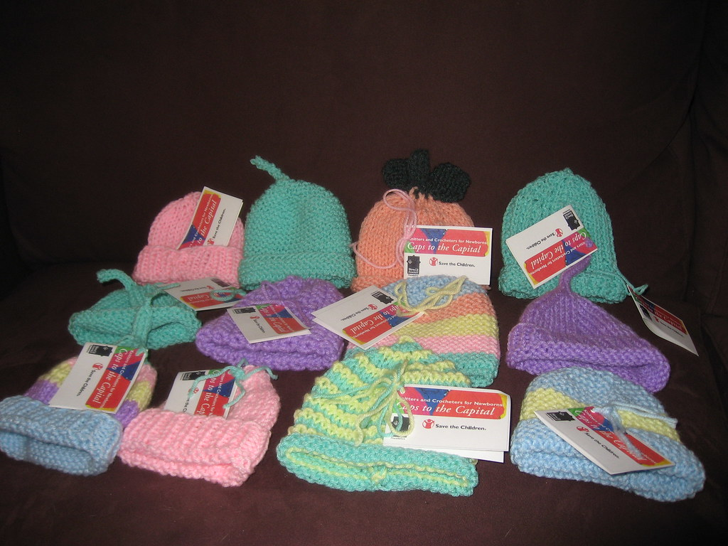 caps for the capital baby hats