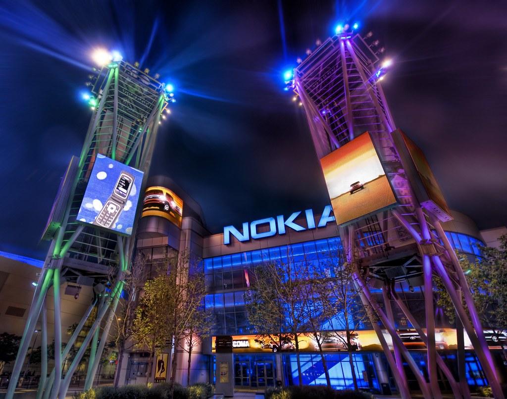 Times Square in LA
